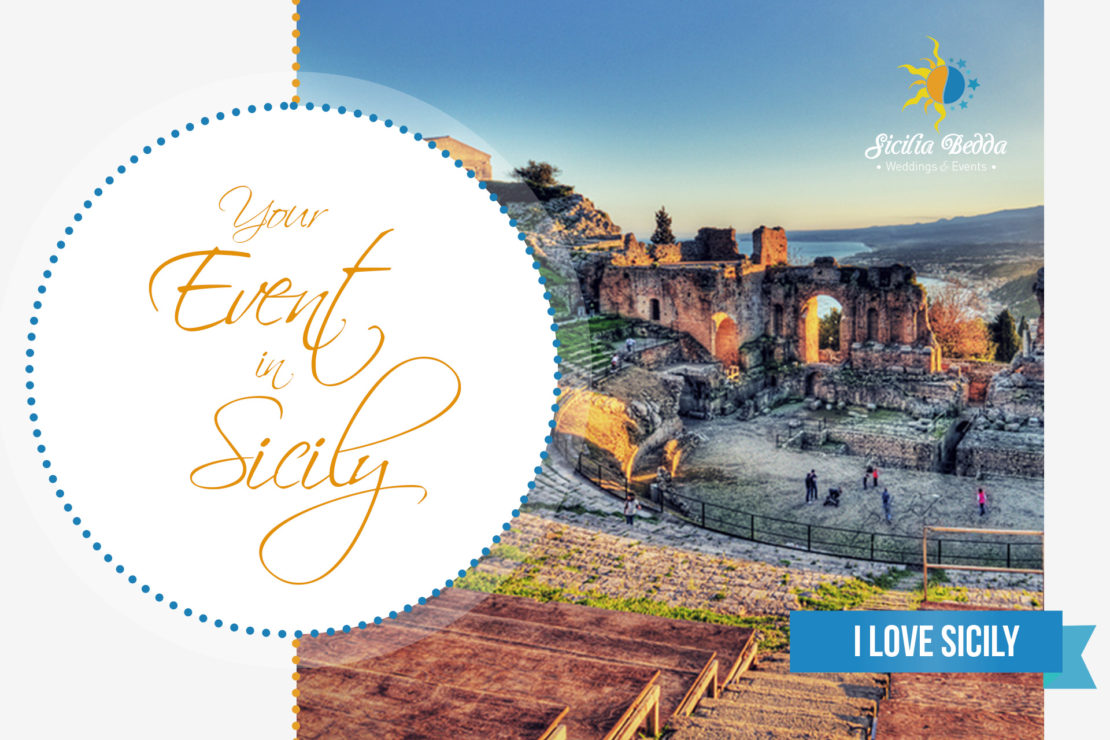 YOUR EVENT IN SICILY